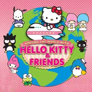 Acheter Around the World with Hello Kitty and Friends Nintendo 3DS Download Code Comparateur Prix