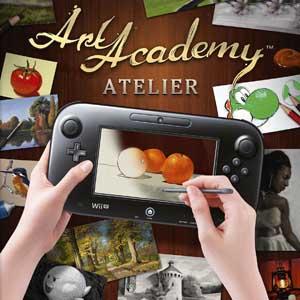 Acheter Art Academy Atelier Nintendo Wii U Download Code Comparateur Prix