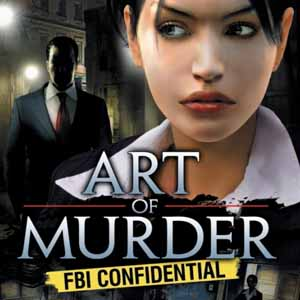 Acheter Art of Murder FBI Confidential Clé Cd Comparateur Prix