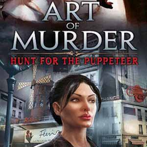 Acheter Art of Murder Hunt for the Puppeteer Clé Cd Comparateur Prix