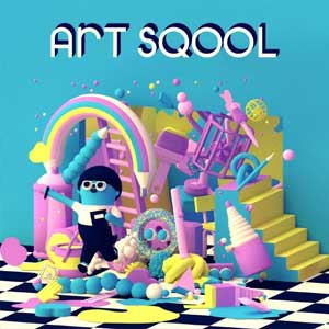 Art Sqool All Brushes and Colors
