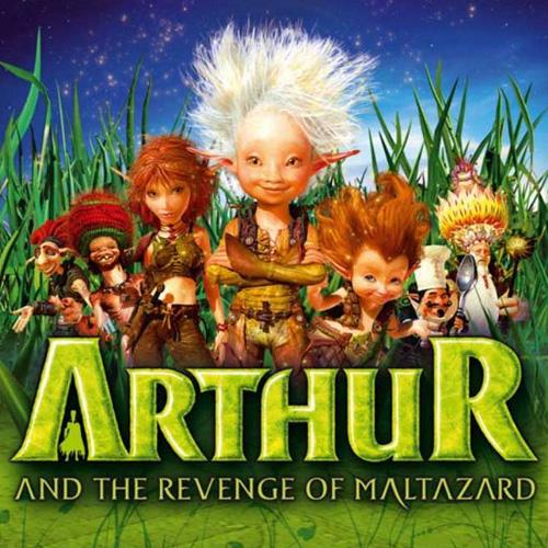 Arthur Revenge of Maltazard
