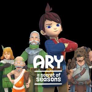Acheter Ary and the Secret of Seasons Clé CD Comparateur Prix