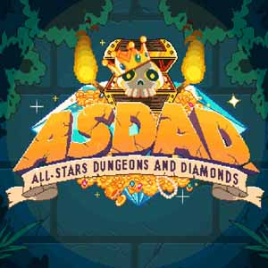 Acheter ASDAD All-Stars Dungeons and Diamonds Clé Cd Comparateur Prix