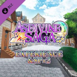 Asdivine Saga Experience & SP x2