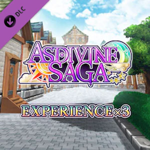 Asdivine Saga Experience x3