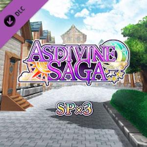 Asdivine Saga SP x3