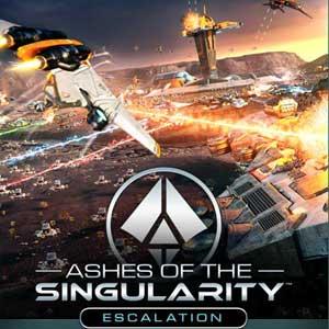 Acheter Ashes of the Singularity Escalation Clé Cd Comparateur Prix