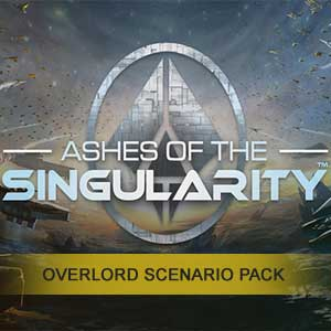 Acheter Ashes of the Singularity Overlord Scenario Pack Clé Cd Comparateur Prix