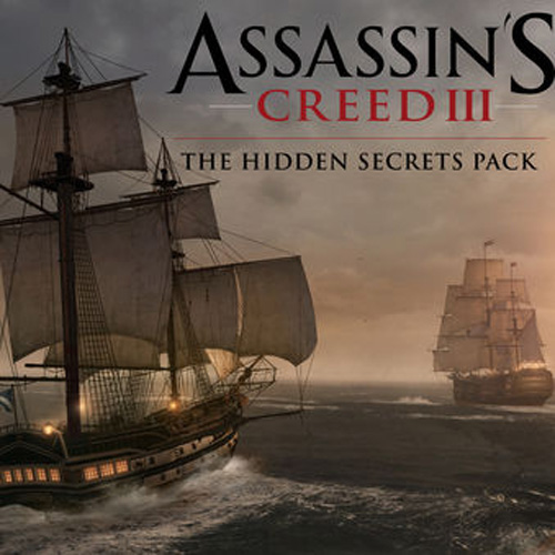 Acheter Assassins Creed 3 The Hidden Secrets Pack Clé Cd Comparateur Prix