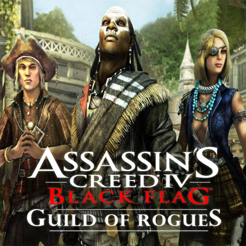 Acheter Assassins Creed 4 Black Flag Guild of Rogues Cle Cd Comparateur Prix