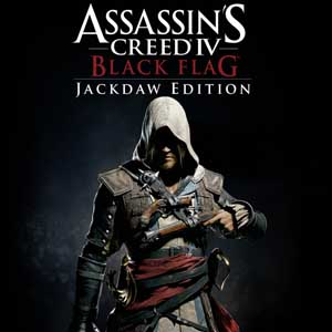 Telecharger Assassins Creed 4 Black Flag Jackdaw Edition PS4 code Comparateur Prix