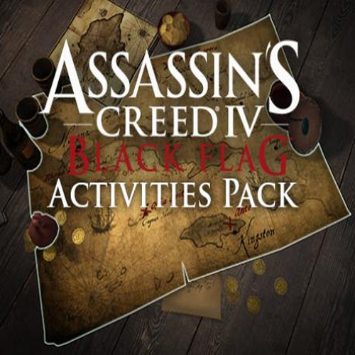 Acheter Assassin's Creed 4 Black Flag Time Saver Activities Pack Clé Cd Comparateur Prix