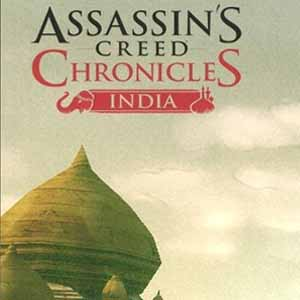 Acheter Assassins Creed Chronicles India Clé Cd Comparateur Prix