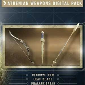Assassin's Creed Odyssey Athenian Weapons