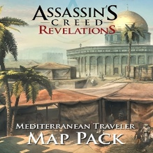 Acheter Assassin's Creed Revelations Mediterranean Traveler Map Pack Clé Cd Comparateur Prix