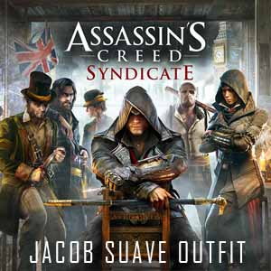 Telecharger Assassins Creed Syndicate Jacob Suave Outfit PS4 code Comparateur Prix