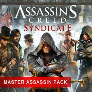 Assassins Creed Syndicate Master Assassin Pack