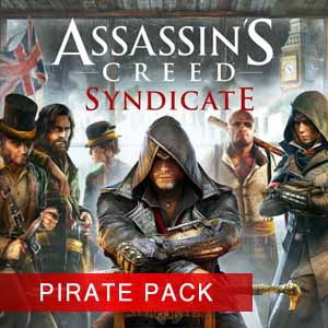 Telecharger Assassins Creed Syndicate Pirate Pack PS4 code Comparateur Prix