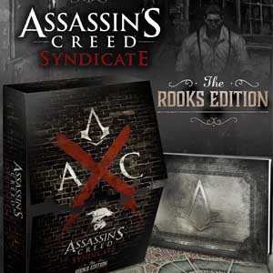 Telecharger Assassins Creed Syndicate The Rooks PS4 code Comparateur Prix