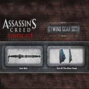 Acheter Assassins Creed Syndicate Twins Gear Set Clé Cd Comparateur Prix