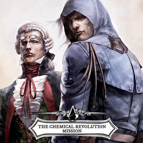 Acheter Assassins Creed Unity The Chemical Revolution Clé Cd Comparateur Prix
