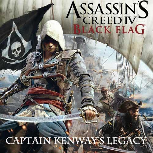 Acheter Assassins Creed 4 Captain Kenways Legacy clé CD Comparateur Prix