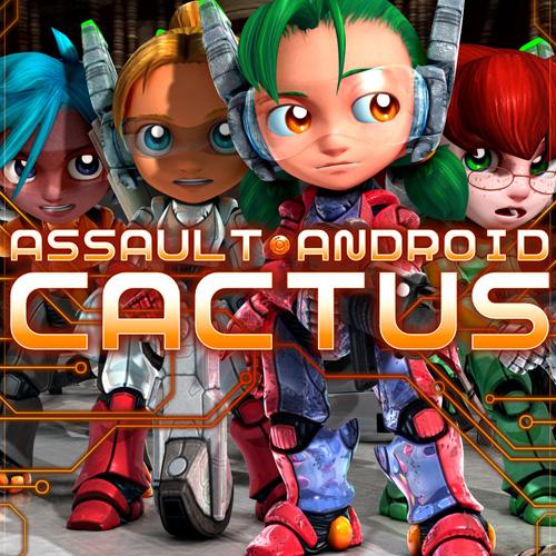 Acheter Assault Android Cactus Clé Cd Comparateur Prix