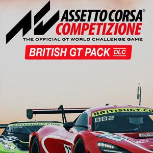 Acheter Assetto Corsa Competizione British GT Pack Clé CD Comparateur Prix