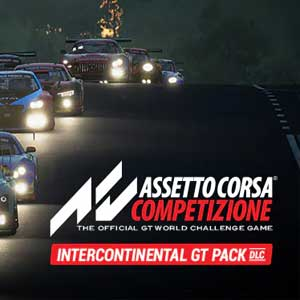 Acheter Assetto Corsa Competizione Intercontinental GT Pack Clé CD Comparateur Prix
