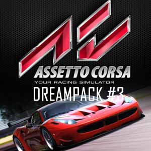 Acheter Assetto Corsa Dream Pack 3 Clé Cd Comparateur Prix