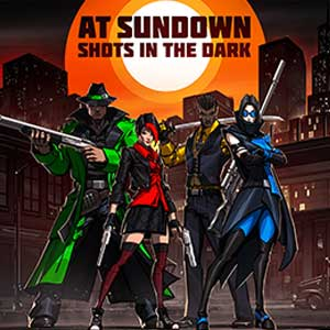 Acheter At Sundown Shots in the Dark PS4 Comparateur Prix