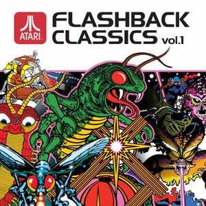 Telecharger Atari Flashback Classics Volume 1 PS4 code Comparateur Prix