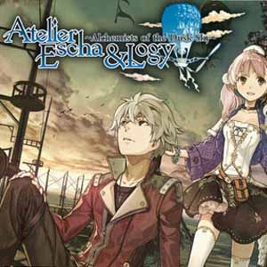 Telecharger Atelier Escha and Logy Alchemists Of The Dusk Sky PS3 code Comparateur Prix