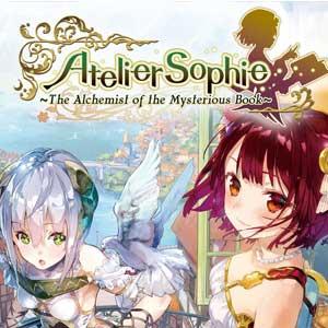 Telecharger Atelier Sophie PS4 code Comparateur Prix