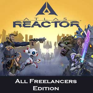 Acheter Atlas Reactor All Freelancers Edition Clé Cd Comparateur Prix