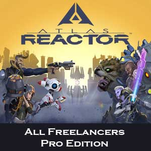 Acheter Atlas Reactor All Freelancers Pro Edition Clé Cd Comparateur Prix