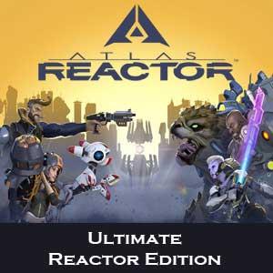Acheter Atlas Reactor Ultimate Reactor Edition Clé Cd Comparateur Prix