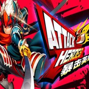 Acheter Attack Heroes Clé Cd Comparateur Prix