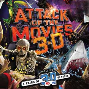 Acheter Attack of the Movies 3D Xbox 360 Code Comparateur Prix
