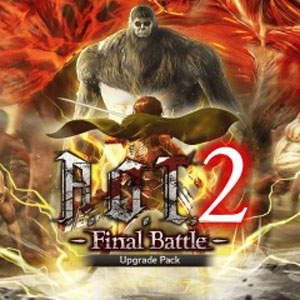 Acheter Attack on Titan 2 Final Battle Upgrade Pack Xbox One Comparateur Prix