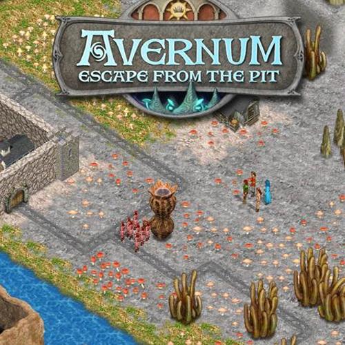 Acheter Avernum Escape From The Pit Clé Cd Comparateur Prix