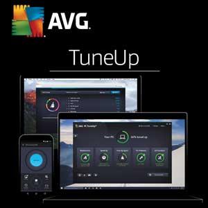 Acheter AVG TuneUp Clé CD au meilleur prix