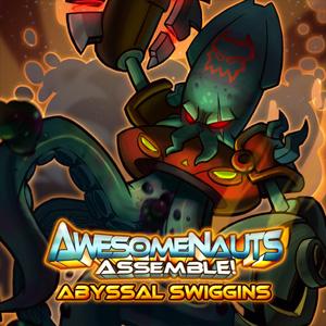 Awesomenauts Abyssal Swiggins