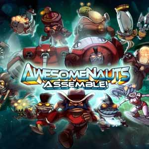 Telecharger AwesomeNauts Assemble PS4 code Comparateur Prix