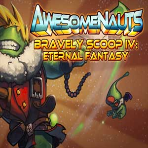 Acheter Awesomenauts Bravely Scoop 4 Eternal Fantasy Skin Clé Cd Comparateur Prix