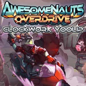 Awesomenauts Clockwork Yoolip Skin