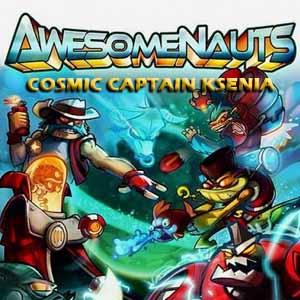 Awesomenauts Cosmic Captain Ksenia Skin