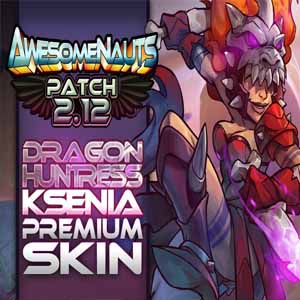 Acheter Awesomenauts Dragon Huntress Ksenia Skin Clé Cd Comparateur Prix