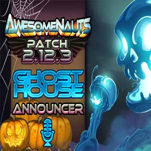 Acheter Awesomenauts Ghosthouse Announcer Clé Cd Comparateur Prix